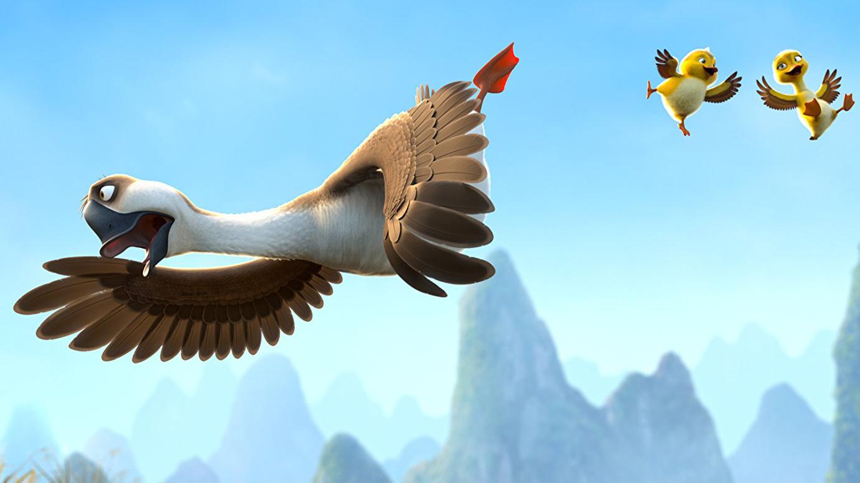 Купить билеты в кино на Папа-мама гусь Duck Duck Goose | расписание сеансов, трейлер, обзор фильма, отзывы — ParkSeason