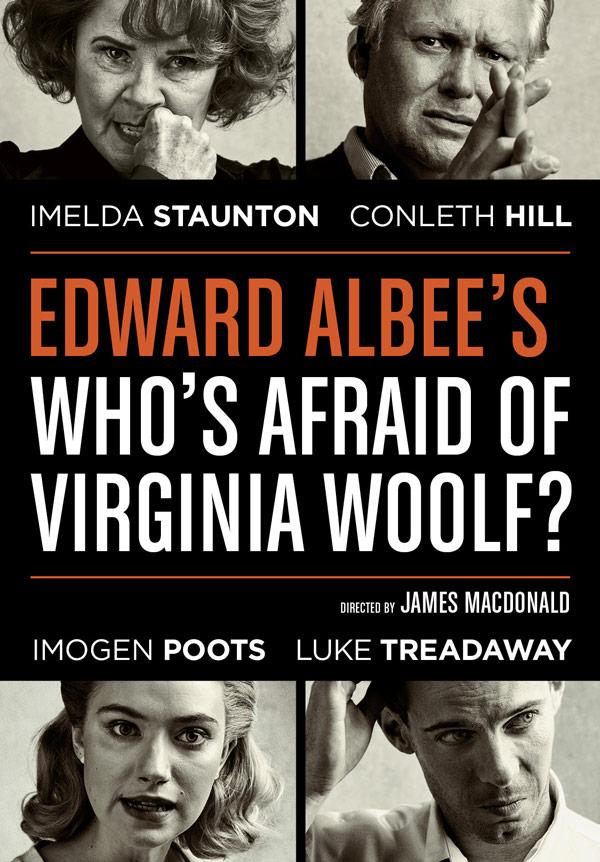 Кто боится Вирджинии Вулф?