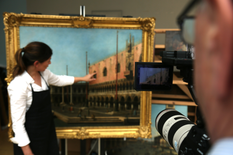 Купить билеты в кино на Каналетто и искусство Венеции Canaletto & The Art of Venice | расписание сеансов, трейлер, обзор фильма, отзывы — ParkSeason
