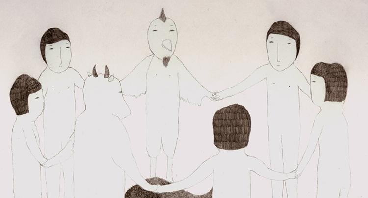 Программа японского короткого метра «День носа»