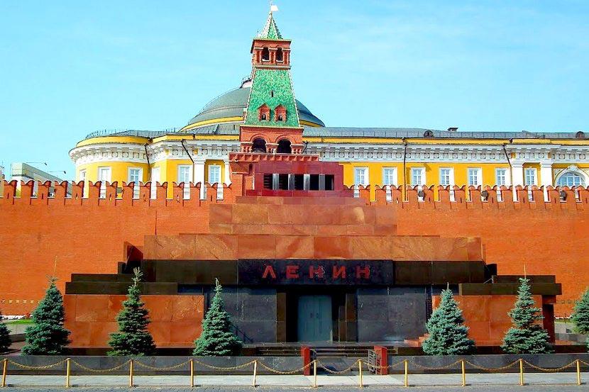 Мавзолей Ленина: тайны Кремлевского некрополя